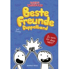 Gregs Tagebuch & Ruperts Tagebuch Beste Freunde