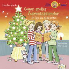 CD Conni Adventskalender - 24 Tage