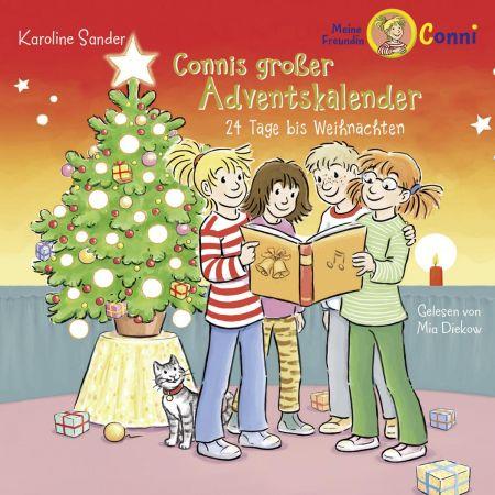 cd conni adventskalender - 24 tage - adventskalender