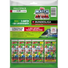 Match Attax Multipack 2020/2021