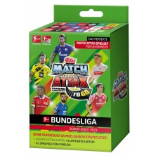 Match Attax To Go-Box 2020/2021