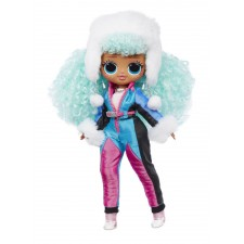 L.O.L. Surprise OMG Winter Chill Icy Gurl and Brrr B.B.