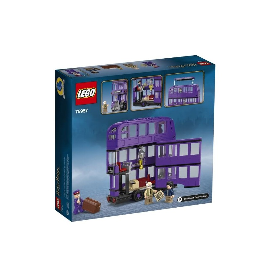 Harry Potter Der Fahrende Ritter LEGO U00ae Harry Potter