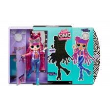L.O.L. Surprise OMG Doll S3-Disco Sk8er