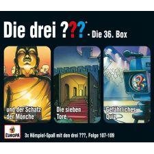 CD Die Die Drei ??? Box 107-109