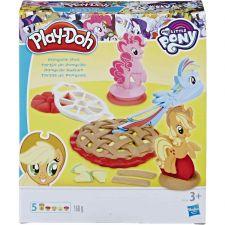 Playdoh my little Ponyville Pies