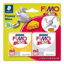 Fimo Funny Mice