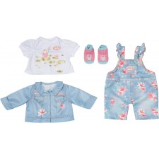 Zapf 705643 Baby Annabell Active Deluxe Jeans 43cm