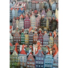 Ravensburger 16726 Puzzle AT Poland City 1000 Teile
