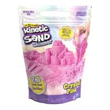 Spin Master Kinetic Sand Glitzer Sand Crystal Pink (907g)