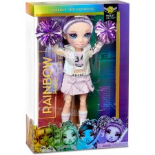 Rainbow High Cheer Doll - Violet Willow