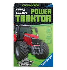 Ravensburger 20689 Power Traktor