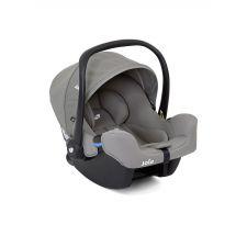 Joie i-Snug / i-Size Babyschale grey flanel