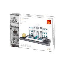 Architect-Set Fontana di Trevi of Roma