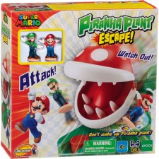 Super Mario  Piranha Plant Escape!