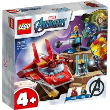 LEGO® Marvel Super Heroes 76170 Iron Man vs. Thanos