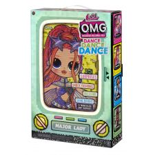 L.O.L. Surp. OMG Dance Doll-Major Lady
