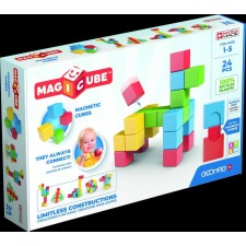 Magicube Try me Full Color Recycled 24 Teile