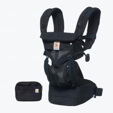 Baby Carrier - Omni 360 - Cool Air - Onyx Black