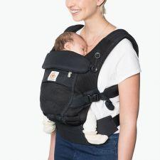 Baby Carrier Performancee Adapt Cool Air Mesh Onyx Black