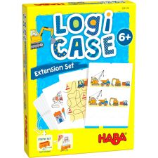 HABA LogiCASE Extension SetBaustelle
