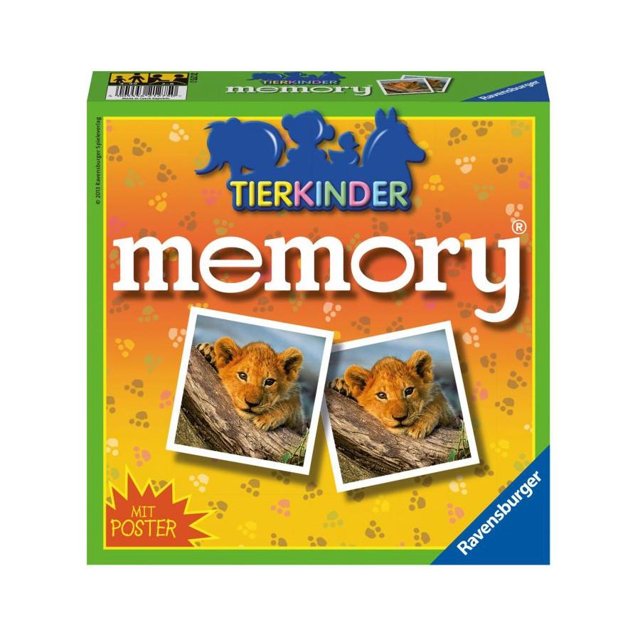 Ravensburger 212750  Tierkinder memory®