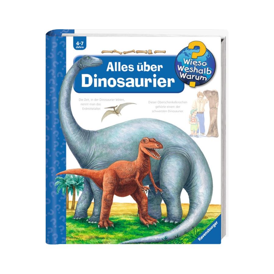 Ravensburger 33268  Wieso? Weshalb? Warum? 12: Alles über Dinosaurier