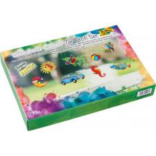 Folia - Window Color Funny Color Antik Profi Set 6 Farben + 1 Konturen