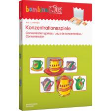 bambinoLÜK Set Konzentrationsspiele