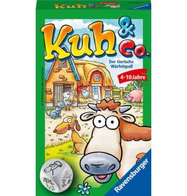 Ravensburger 231607   Kuh & Co. Mitbringspiel