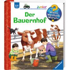 Ravensburger 33290  Wieso? Weshalb? Warum? junior 1: Der Bauernhof