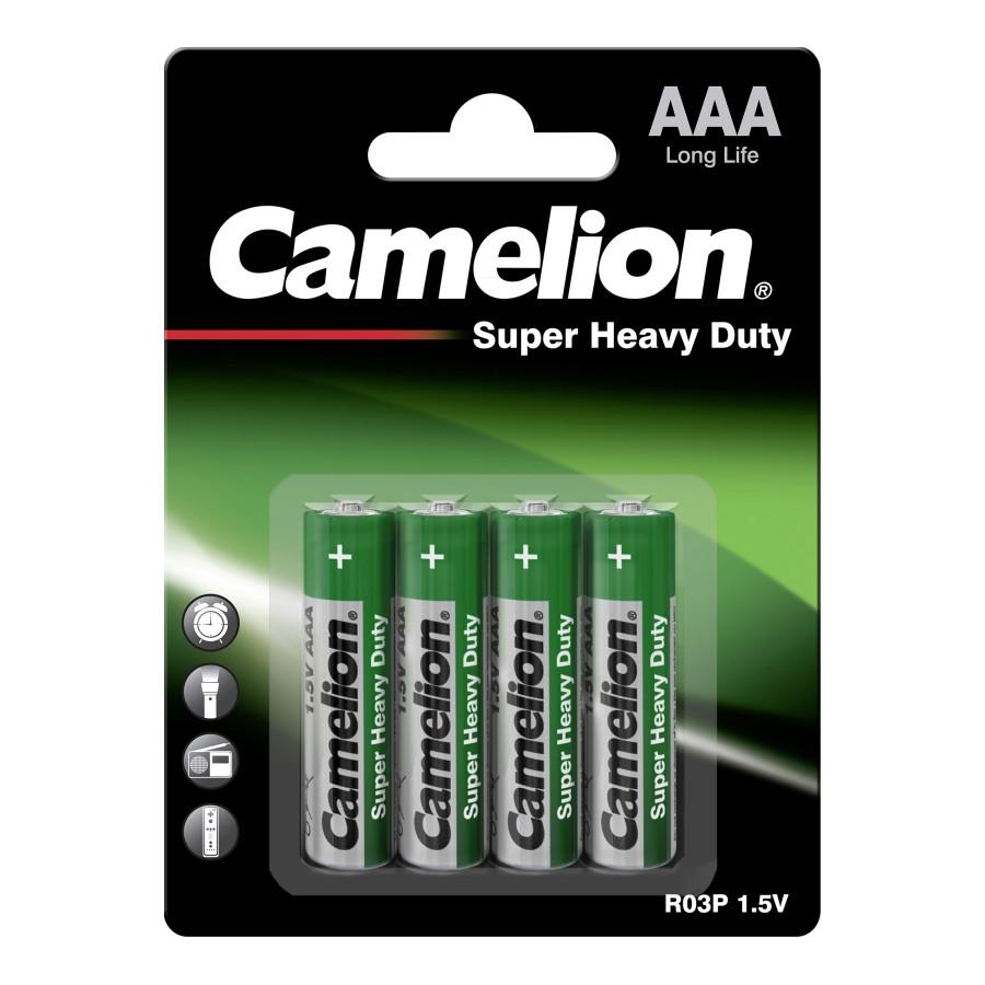 Camelion Batterien Micro AAA 4er Blister