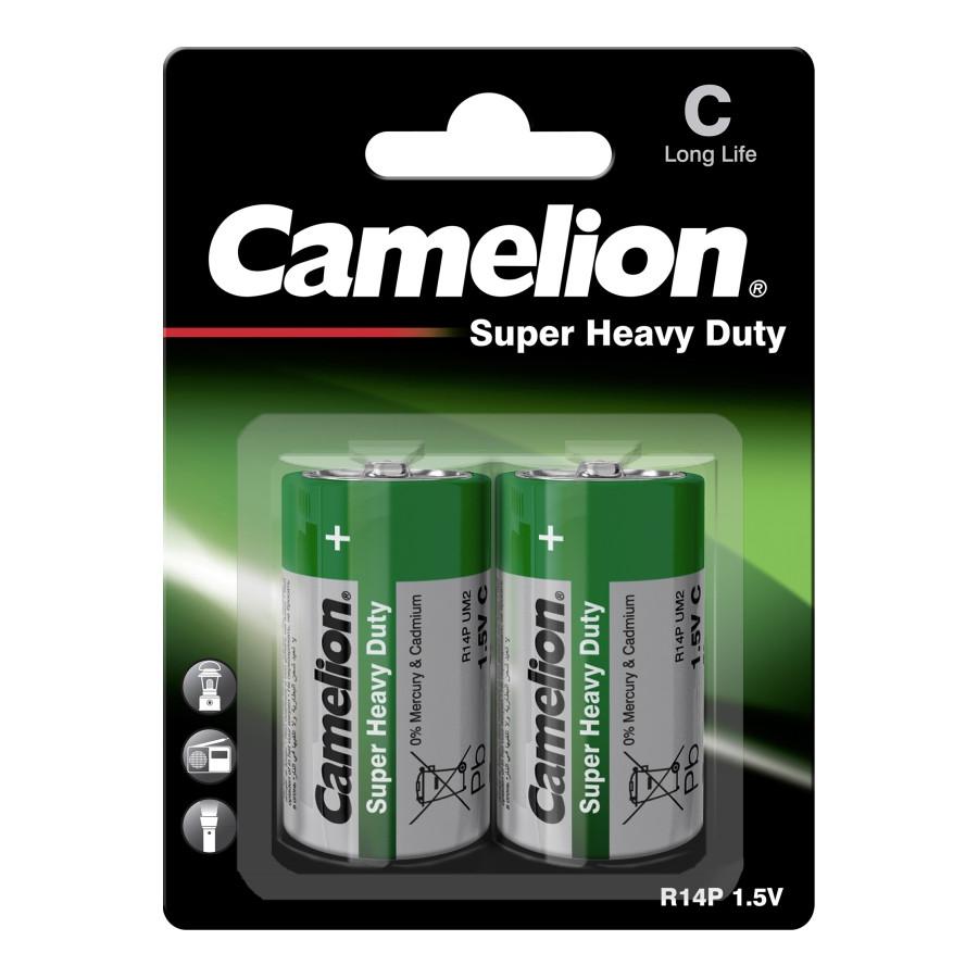 Camelion Batterien Baby C 2er Blister