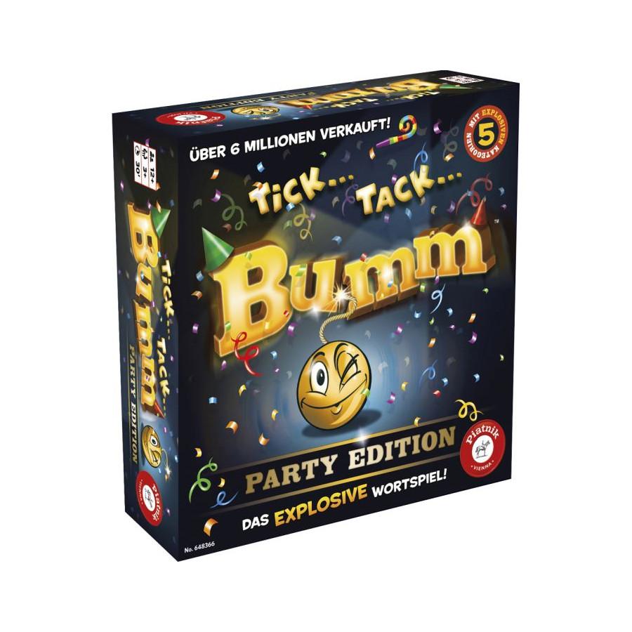 Piatnik 6483 Tick Tack Bumm Party-Edition