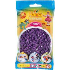 HAMA Perlen, lila, 1.000 Stück