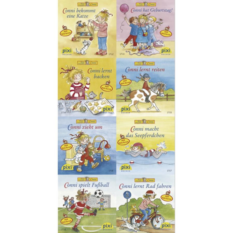 Pixi-Bücher Serie 190 Neue Abenteuer mit Conni