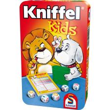 Schmidt Spiele Kniffel Kids Mitbringspiel in der Metalldose