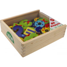LENA® Magnet Zahlen aus Holz