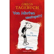 Gregs Tagebuch Band 1 - Von Idioten umzingelt