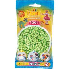 HAMA Bügelperlen Midi - Pastell Grün 1000 Perlen