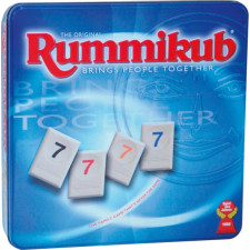 Jumbo 03973 Original Rummikub in Metalldose
