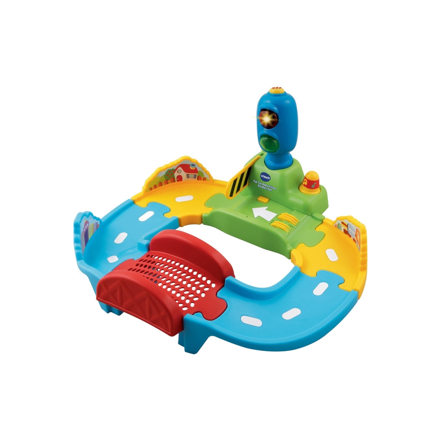 Vtech 80-127804 Tut Tut Baby Flitzer - Straßen-Set
