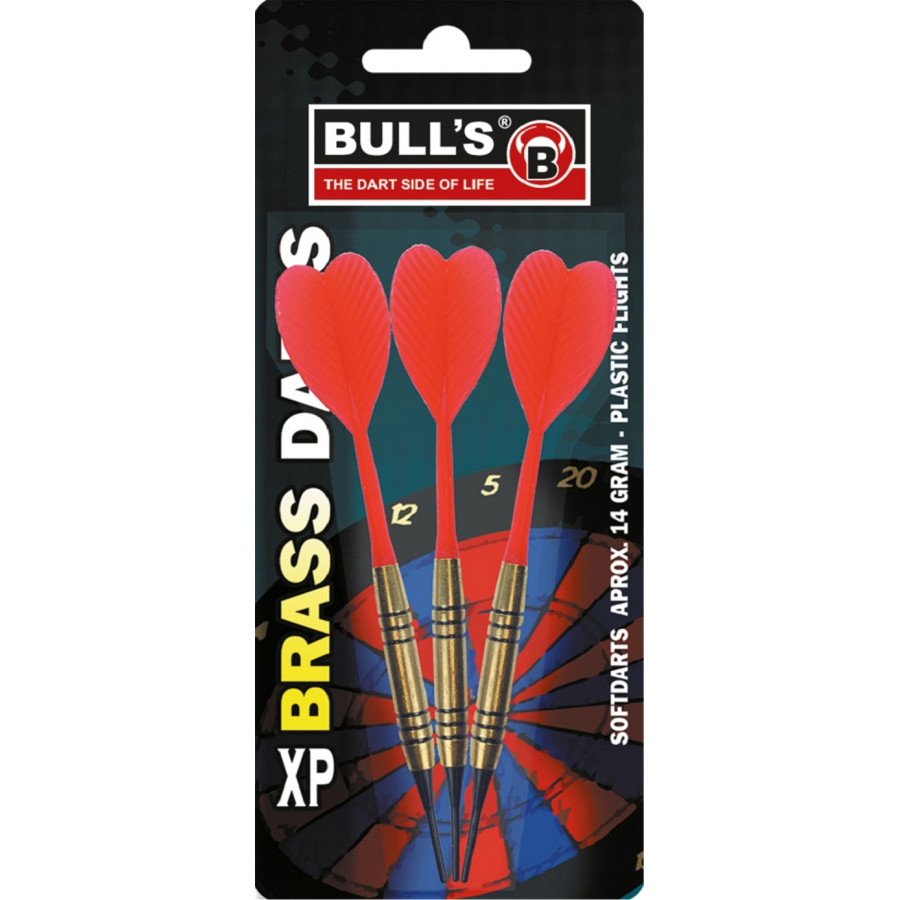Bull s 3 Softdart XP Brass 14 g