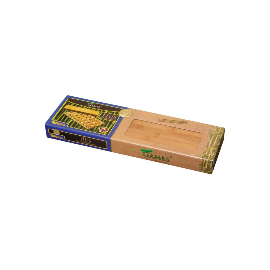 Philos Hus Bambus 47,5 x 14 cm