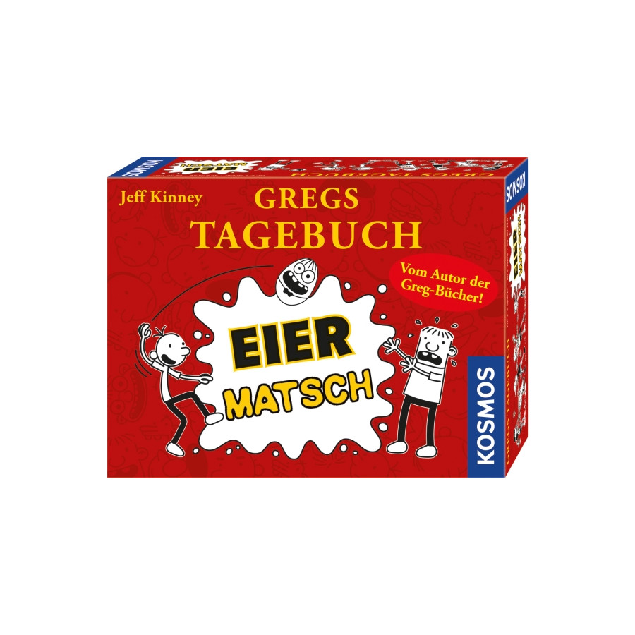 Kosmos Gregs Tagebuch - Eier Matsch
