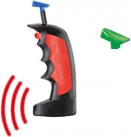 Carrera Wireless+ Handregler, 15 m Reichweite