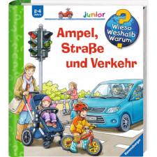 Ravensburger 32878 Wieso? Weshalb? Warum? junior 48: Ampel, Straße und Verkehr