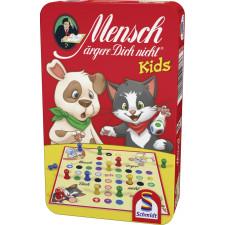 Schmidt Spiele Mensch ärgere dich nicht Kids Mitbrinspiel in der Metalldose