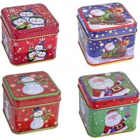 Weihnachtszauber Blechdosen