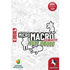 MicroMacro: Crime City 2  Full House (Edition Spielwiese)